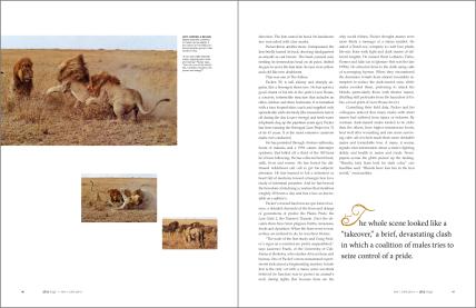 Zoology Magazine Spread 2