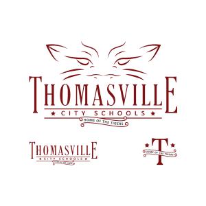 Thomasville City Schools Logo 1