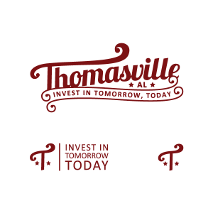 Thomasville City Logo 3