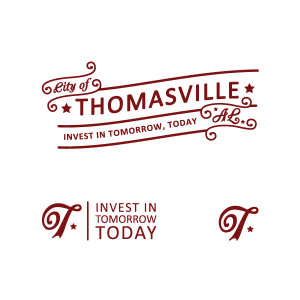 Thomasville City Logo 4