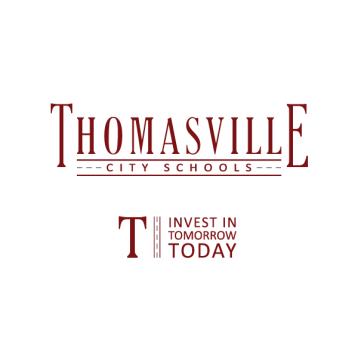 Thomasville City Schools Logo 5