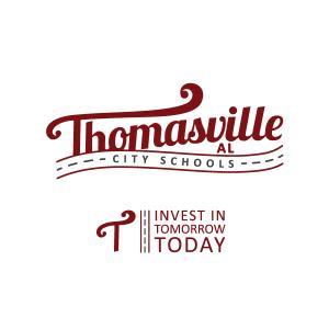Thomasville City Schools Logo 6