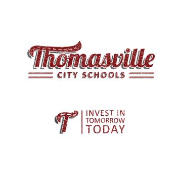Thomasville City Schools Logo 7