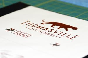 Thomasville City Schools Rebrand 5
