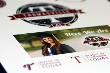 Thomasville City Schools Rebrand 7