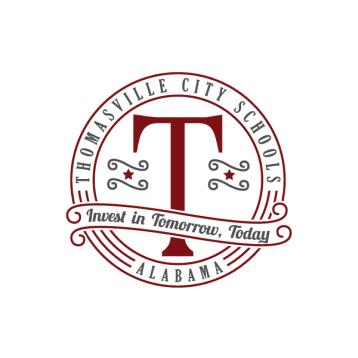 Thomasville City Schools Seal 1