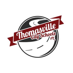 Thomasville City Schools Seal 6