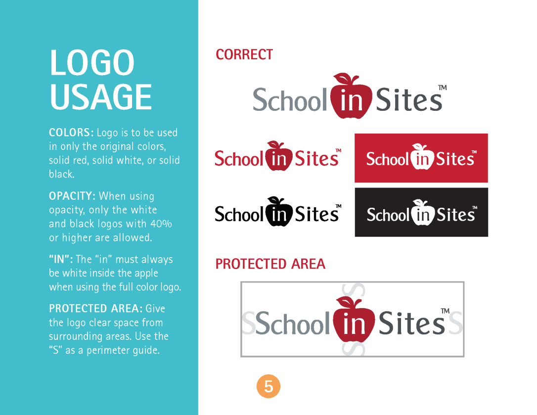 SCHOOLinSITES Style and Marketing Guide 2017 5