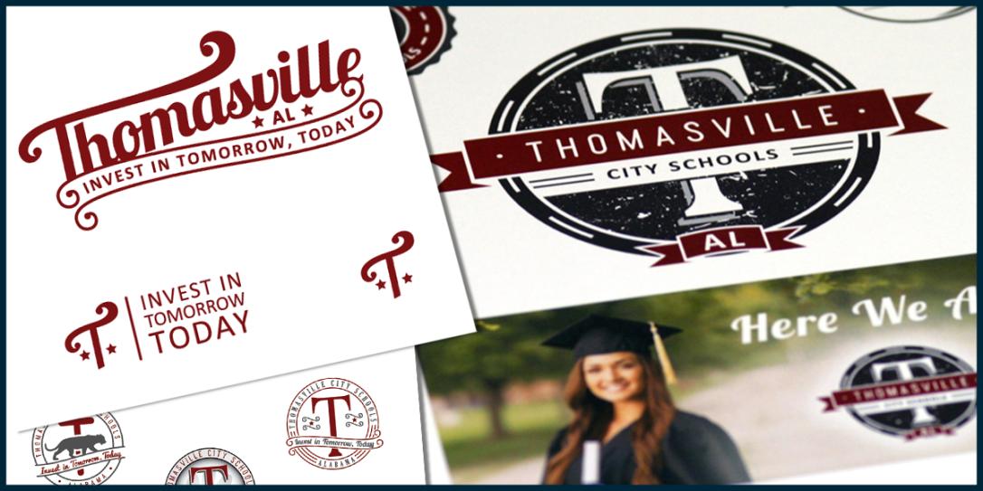 Thomasville Rebrand